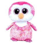 Pelúcia Beanie Boo's Glider Pinguim - Dtc