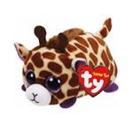 Pelúcia Beanie Boos Teeny - Girafa Mabs - DTC