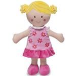 Pelúcia Boneca Maggy 40cm 5256 - Buba Toys