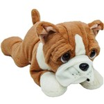 Pelúcia Bulldog Fofucho M - Cachorrinho