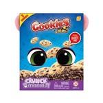 Pelúcia com Som - 16 Cm - Crunch Mania - Cookies e Chips - Intek