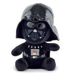 Pelúcia Darth Vader com Som - Star Wars - Dtc