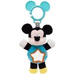Pelúcia de Atividades Espelhinho Mickey Mouse Buba