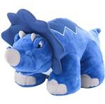 Pelúcia Dino Thunder Stompers Azul - Multikids