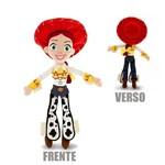 Pelucia Disney Jessie Toy Story C Som 30cm