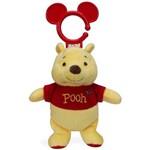 Pelúcia Disney Pooh Treme-Treme - Buba Toys