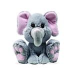 Pelúcia Elefantinho Pegada 6666 - Buba