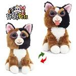 Pelucia Feisty Pets Dtc - Modelo:1 - Teca Trombada