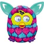Pelúcia Furby Boom Sweet Pink And Blue Hearts