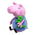Pelucia George Irmao da Peppa Pig 50 Cm Ty Dtc