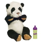 Pelúcia Interativa - Furreal Recém Nascido - Panda - Hasbro