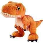 Pelúcia - Jurassic World 2 - Ovo Plush Reversível - Tyranossaurus Rex - Mattel