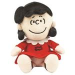 Pelucia Lucy Snoopy Peanuts - 20cm Original Dtc