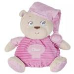 Pelúcia Mamãe Ursa Rosa Chicco