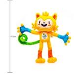 Pelúcia Mascote Olímpico Vinicius 45 Cm - Honav
