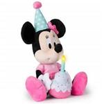 Pelúcia Minnie Happy Birthday Multikids