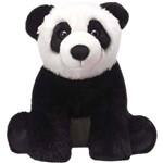 Pelúcia Panda Sentado Médio - Buba