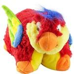 Pelúcia Pillow Pets Arara Tropical Parrot - DTC