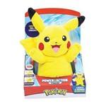 Pelucia Pokemon Pikachu - Luz e Som 4851 Dtc