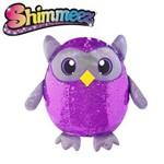 Pelucia Shimmeez - Medio - Oliver Owl - Toyng 37465