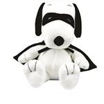 Pelucia Snoopy Zorro 30cm - Original Dtc