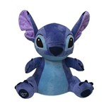 Pelúcia Stitch com Som 30 Cm - Multikids