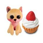Pelúcia Sweet Pet - Animal Vira Doce - Fruit Tart Timmy - Toyng