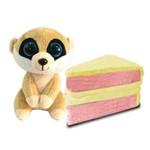 Pelúcia Sweet Pet - Animal Vira Doce - Sweet Berry Finn - Toyng