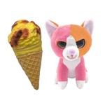 Pelúcia Sweet Pet - Gato Vira Sorvete - Sweet Corn Cutie - Toyng
