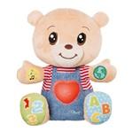 Pelúcia Teddy - o Ursinho Bilíngue das Emoções - Chicco