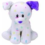 Pelúcia Ty Baby Animais Pequenos - Cachorro Branco