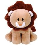 Pelúcia Ty Baby Animais Pequenos - Leão Bouncer