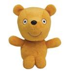 Pelucia Ursinho Teddy Amigo da Peppa Pig 20 Cm Ty Dtc