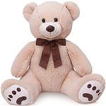 Pelúcia Urso Bruno 80 Cm - 4256 - Buba Toys