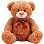 Pelúcia Urso Carinho Caramelo Grande - Buba