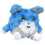 Pelúcia - Zigamazoo Série 2 - Olhos Brilhantes e Mostra a Língua - Azul com Bolinha - Dtc