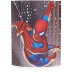 Pendente Spider-Man Oval 1 Lâmpada Branco Startec