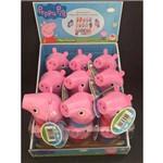 Peppa Pig Cabeça Head Surpresa com 18 Dtc Ref 4449