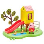 Peppa Pig Hora de Brincar - Escorregador Dtc 4205-es-dtc