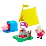 Peppa Pig - Hora de Comer - Acampamento Dtc 4204-ac-dtc
