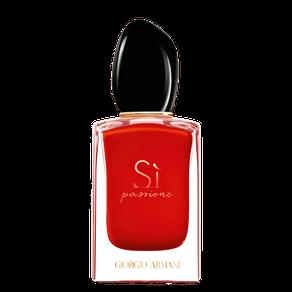 Perfume Sì Passione Giorgio Armani Feminino Eau de Parfum 50mL