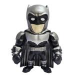 """Personagem Jada Toys 4"""" Batman Justice Loard Dc Comics Metals Die Cast"""