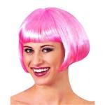 Peruca Chanel Curto - Pink