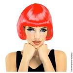 Peruca Chanel Curto - Vermelha