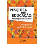 Pesquisa em Educacao - Epu