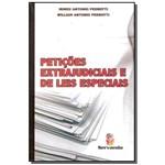 Peticoes Extrajudiciais e de Leis Especiais