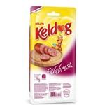 Petisco Snack Keldog Calabresa para Cães - 55G