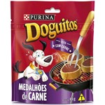 Petiscos Nestlé Purina Doguitos Medalhões de Carne 65g