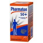 Pharmaton 50+r 30 Cápsulas