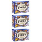Phebo Limão Siciliano Sabonete 100g (kit C/03)